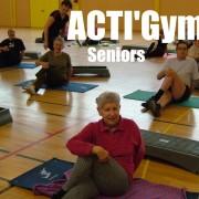 GV Genas - ActiGym Senior - Souscrire