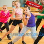 GV GENAS zumba enfant